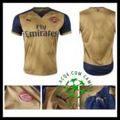 Camisa Futebol Arsenal 2015 2016 Ii Masculina