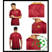 Uniformes De Futebol As Roma 2016 2017 I Masculina