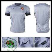 Camisa De Futebol As Roma 2015 2016 Iii Masculina