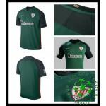 Uniforme De Futebol Athletic Bilbao 2016-2017 Ii Masculina