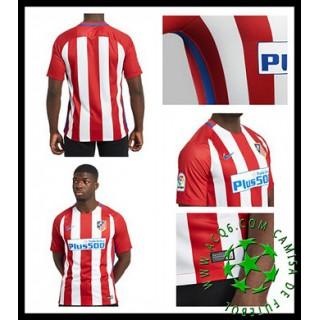 Camisas Futebol Atletico Madrid 2016-2017 I Masculina