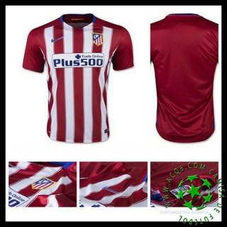 Camisas Futebol Atlético De Madrid 2015-2016 I Masculina