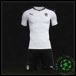 Criar Um Camisas Du Futebol Áustria Masculina Euro 2016/2017 Ii Loja On-Line