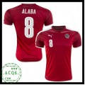 A Partir De Venda Camisa Futebol Alaba Áustria Masculina Euro 2016 I On-Line