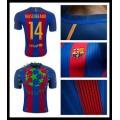 Comprar Camisa Futebol Macsherano Barcelona Masculina 2016-2017 I Mais Barato Online
