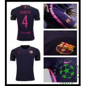 Uniformes De Futebol Barcelona I.Rakitic 2016 2017 Ii Masculina