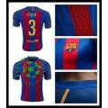 A Partir De Loja Uniformes De Futebol Pique Barcelona Masculina 2016-2017 I On-Line