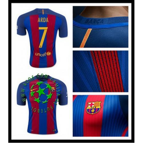 De Comprar Uniforme Futebol Arda Barcelona Masculina 2016 2017 I Loja On- Line e4735a892f5b2