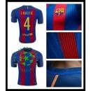 Ou Comprar De Camisa Du Futebol I. Rakitic Barcelona Masculina 2016 2017 I Loja On-Line