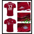 Camisa Bayern Munich Kimmich 2016-2017 I Masculina
