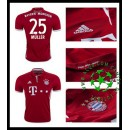 Camisa Futebol Bayern Munich Muller 2016/2017 I Masculina