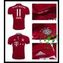 Uniformes Futebol Bayern Munich Costa 2016 2017 I Masculina