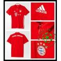 Camisas Bayern Munich 2016/2017 I Masculina