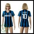 Inter Milão Camisa Futebol Kovacic 2015 2016 I Feminina