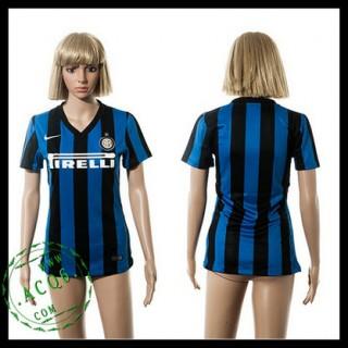 Inter Milão Camisas Du Futebol 2015/2016 I Feminina