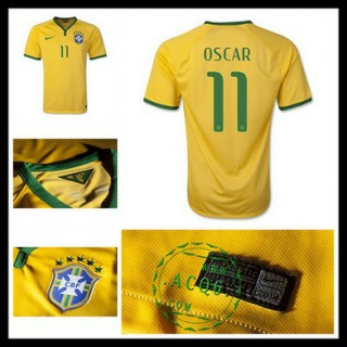 Camisas Brasil (11 Oscar) 2015/2016 I Masculina