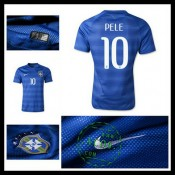 Camisa Futebol Brasil (10 Pele) 2015-2016 Ii Masculina