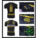 Uniforme De Futebol Borussia Dortmund Reus 2016/2017 Ii Masculina