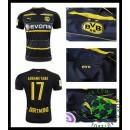 Uniforme Futebol Borussia Dortmund Aubameyang 2016/2017 Ii Masculina