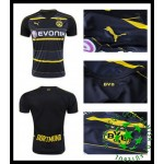 Uniformes Futebol Borussia Dortmund 2016 2017 Ii Masculina