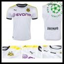 Camisa De Futebol Borussia Dortmund 2015/2016 Iii Masculina