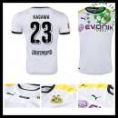 Camisa Borussia Dortmund (23 Kagawa) 2015 2016 Iii Masculina