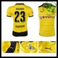 Camisas Borussia Dortmund (23 Kagawa) 2015/2016 I Masculina