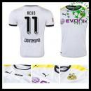 Camisas De Futebol Borussia Dortmund (11 Reus) 2015-2016 Iii Masculina