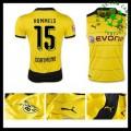 Camisas De Futebol Borussia Dortmund (15 Hummels) 2015 2016 I Masculina