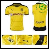 Camisas Futebol Borussia Dortmund 2015/2016 I Masculina