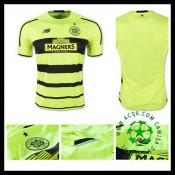 Camisa De Futebol Celtic 2015 2016 Iii Masculina