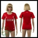 Liverpool Camisas De Futebol 2015-2016 I Feminina