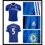 Comprar Camisetas Zouma Chelsea Fc Masculina 2016/2017 I Online Store
