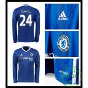 001649326a Compra Camisa Futebol Manga Longa Cahill Chelsea Fc Masculina 2016-2017 I  Loja On-