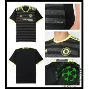 Uniformes De Futebol Chelsea 2016 2017 Ii Masculina