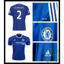 Comprar Camisas De Futebol Ivanovic Chelsea Fc Masculina 2016 2017 I On-Line