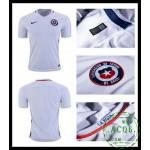 Jogo Uniformes Futebol Chile Masculina 2016-2017 Ii Online Store