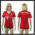 Bayern München Camisa Futebol 2015 2016 I Feminina
