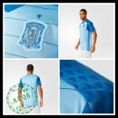 Camisa Futebol Espanha Autêntico I Euro 2016 Goleiro