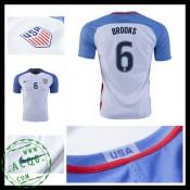 Camisas Futebol Eua Brooks 2016 2017 I Masculina