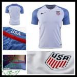 Camisa Du Futebol Eua 2016 2017 I Masculina