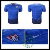 Uniformes Futebol Estados Unidos 2015-2016 Ii Masculina