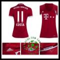 Comprar Camisa Futebol Costa Bayern De Munique Feminina 2016-2017 I On-Line