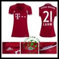 Para Camisas Futebol Lahm Bayern De Munique Feminina 2016/2017 I Mais Barato Online