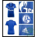 De Vendas Camisas Du Futebol Schalke 04 Feminina 2016/2017 I Mais Barato Online