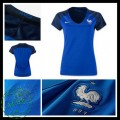 Camisas Futebol França Euro 2016/2017 I Feminina