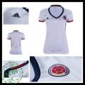 Camisa De Futebol Colômbia 2016 2017 I Feminina