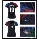 Compra Camisa Futebol Johnston Usa Feminina 2016 2017 Ii Online Store