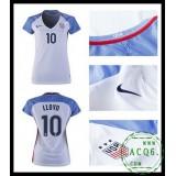 Lote Camisa Du Futebol Lloyd Usa Feminina 2016 2017 I On-Line
