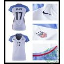 De Comprar Camisas De Futebol Heath Usa Feminina 2016-2017 I Loja On-Line